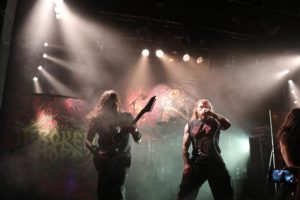 Cattle Decapitation, L'Usine, 2017
